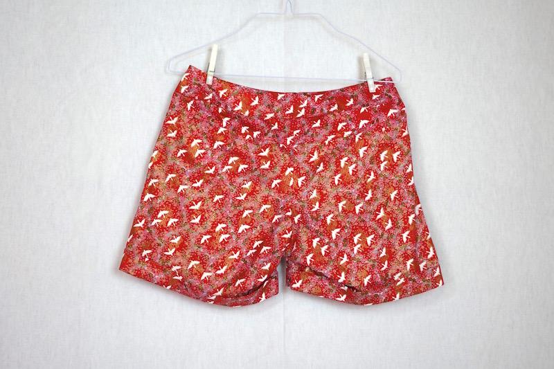 Shorts-Scarlet-LMV