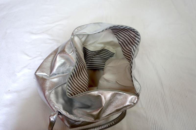 Handtasche-Arya-Machwerk-Kunstleder-silber