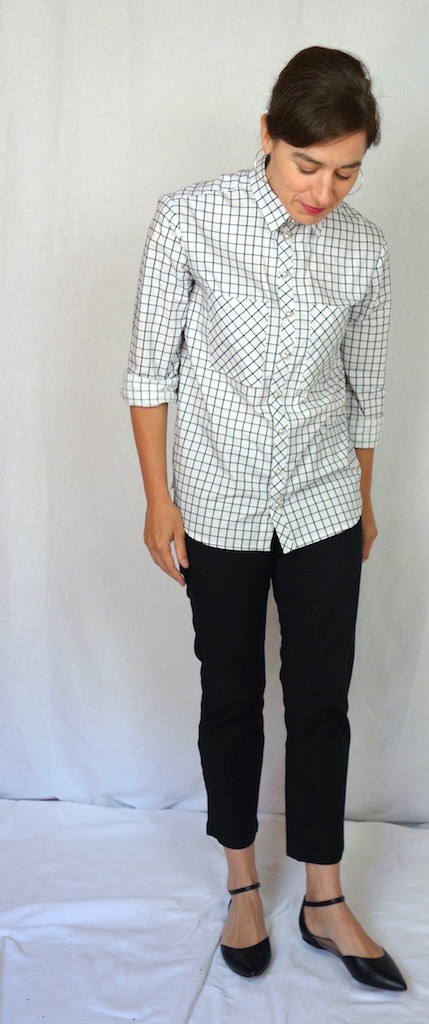 Grainline Archer Shirt