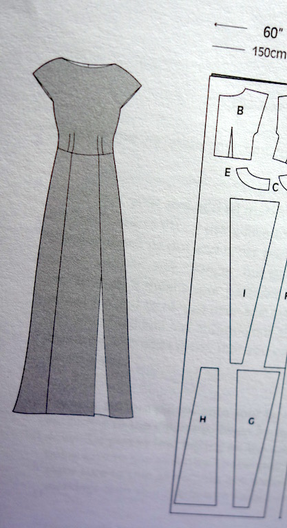Anna Maxidress von By Hand London - Die fesche Lola