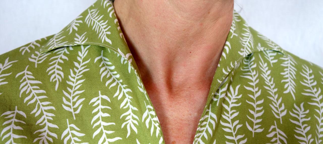 Bluegingerdoll-Winifred-Dress-Kragen-Ausschnitt