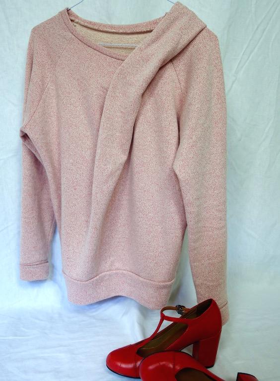 Schärpe-Bowline-Sweater-Papercut
