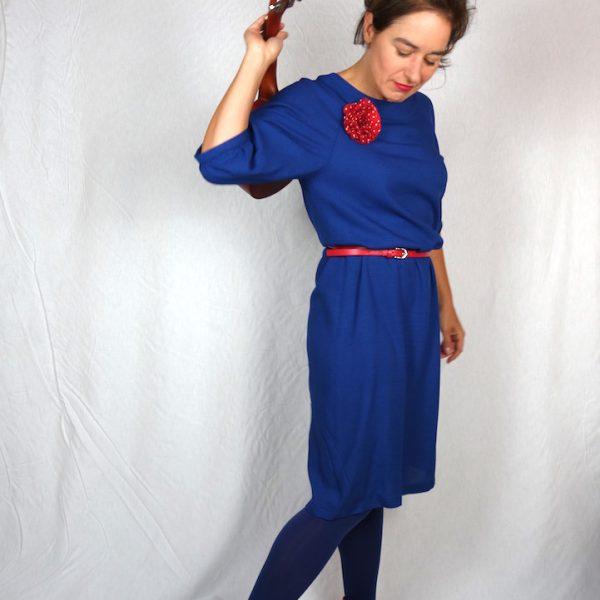 Ich liebe blau und rot. Kommt man nicht drauf, oder?