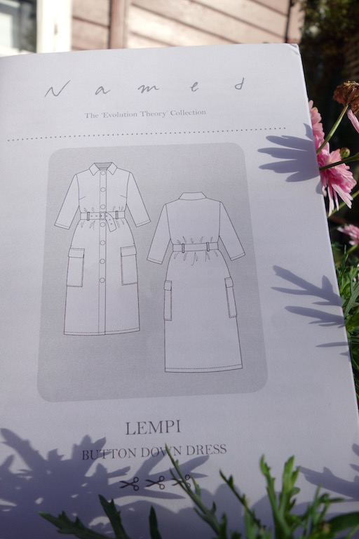 Evolution Theory; Lempi Dress; Named Clothing