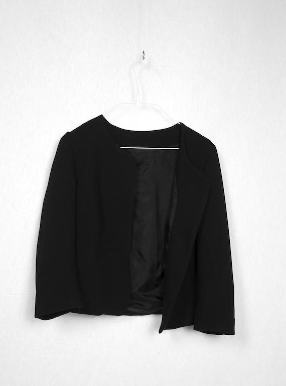 schwarz in schwarz