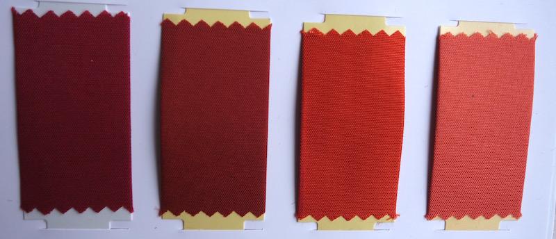 Farbberatung Palette 5 Farben