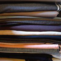 Stoffschrank Fach 1: blau, grau, braun, lila, rosa...