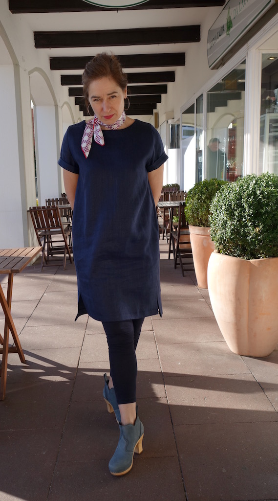 Inari Tee Dress von Named Clothing Patterns