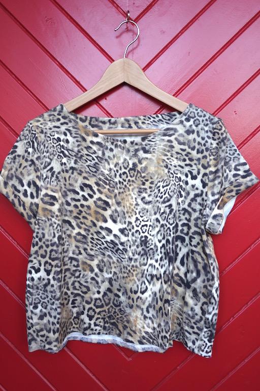 Inari Tee Shirt Leo /Named Clothing Patterns