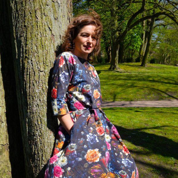 Zeena Dress By Hand London