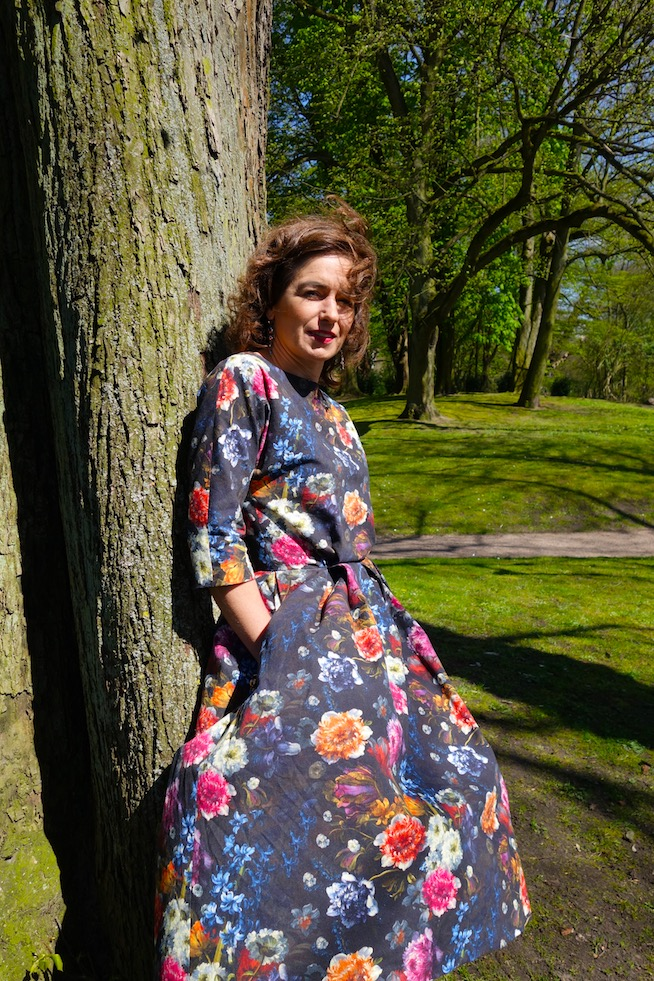 Zeena Dress By Hand London