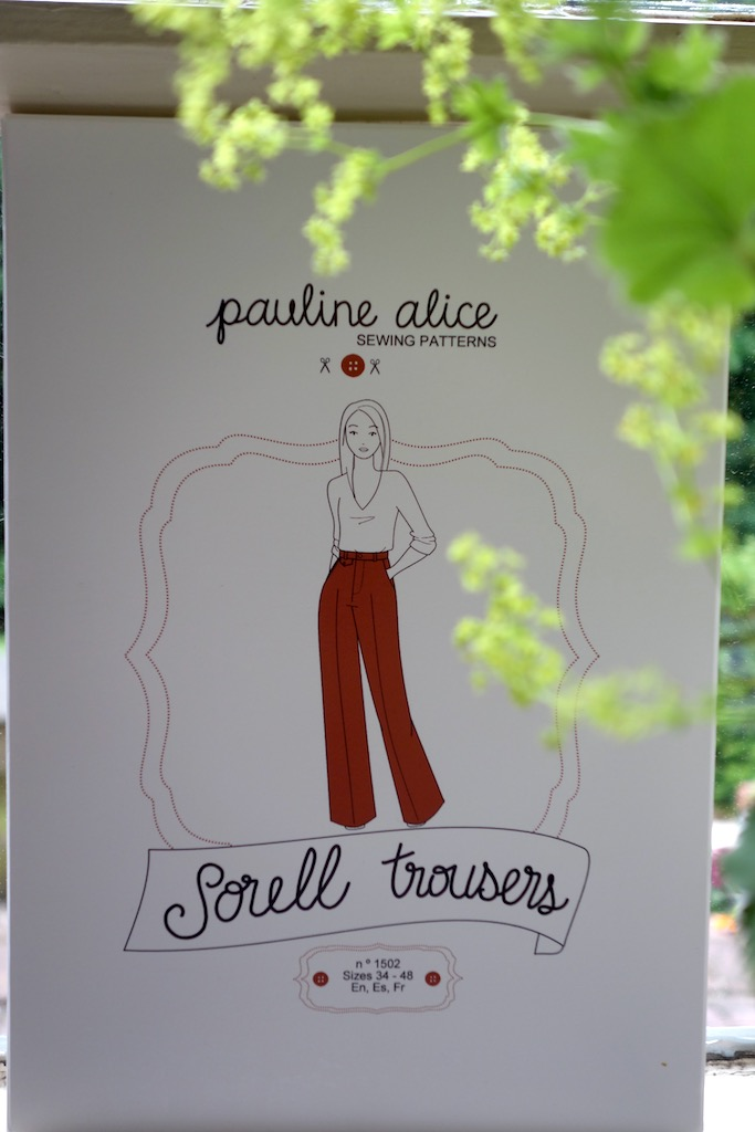 Bundfaltenhose Pauline Alice Sorell