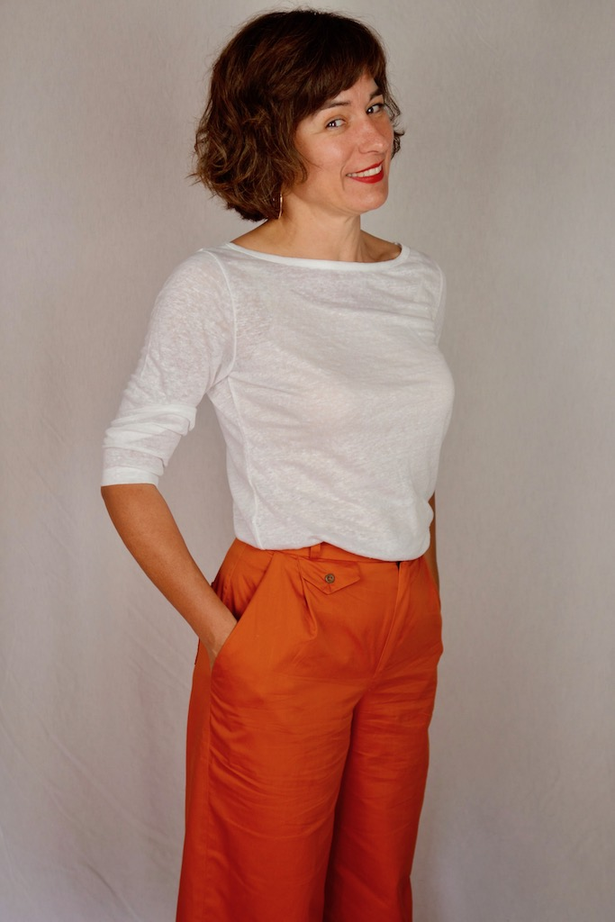 Schnittmuster Sorell Trousers Pauline Alice