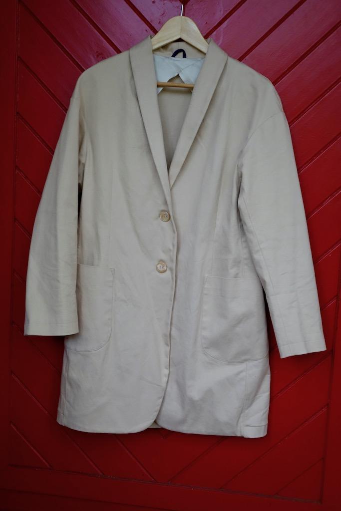 Haremere Coat Merchant & Mills
