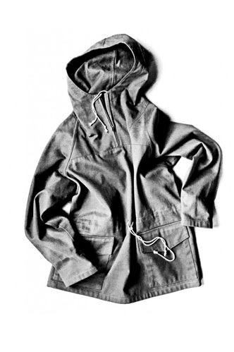 ModellFoto The Landgate Jacket, Quelle: www.merchantandmills.com