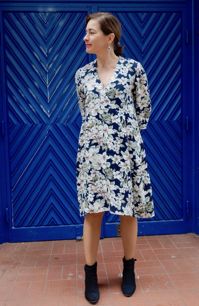 Felix Dress von Grainline Studio