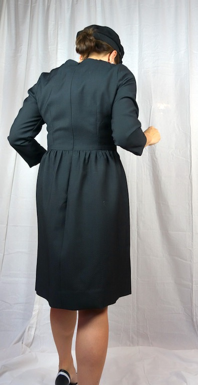 Rückansicht Day Dress