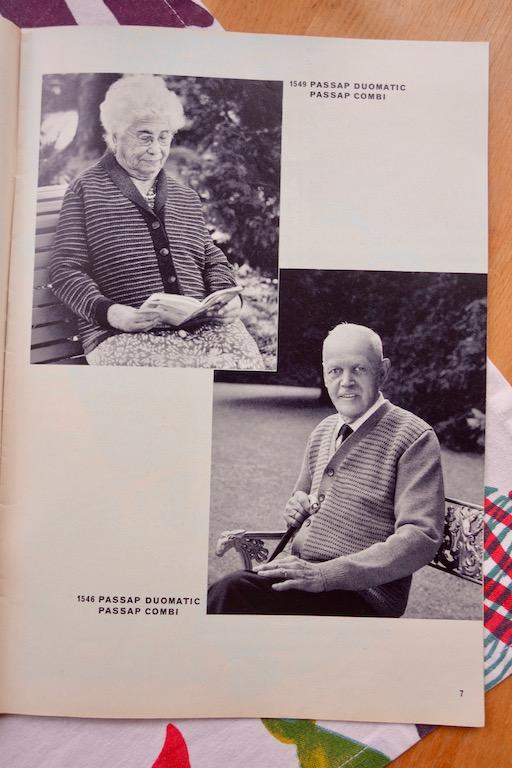 Anleitung Pfaff Duomatic Seniorenmode