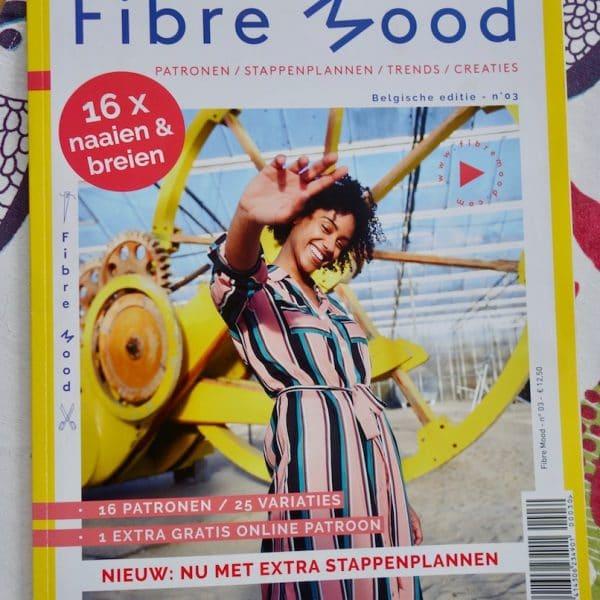 Titelblatt Fibre Mood 3